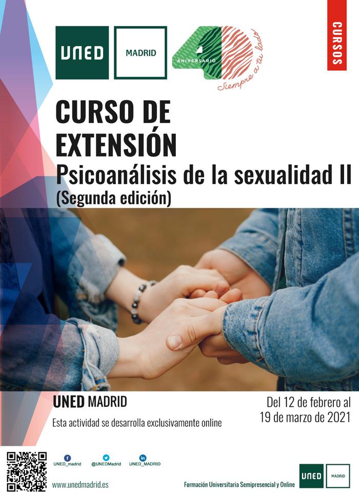 Curso Psicoanálisis de la Sexualidad II