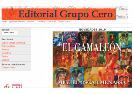 Editorial Grupo Cero
