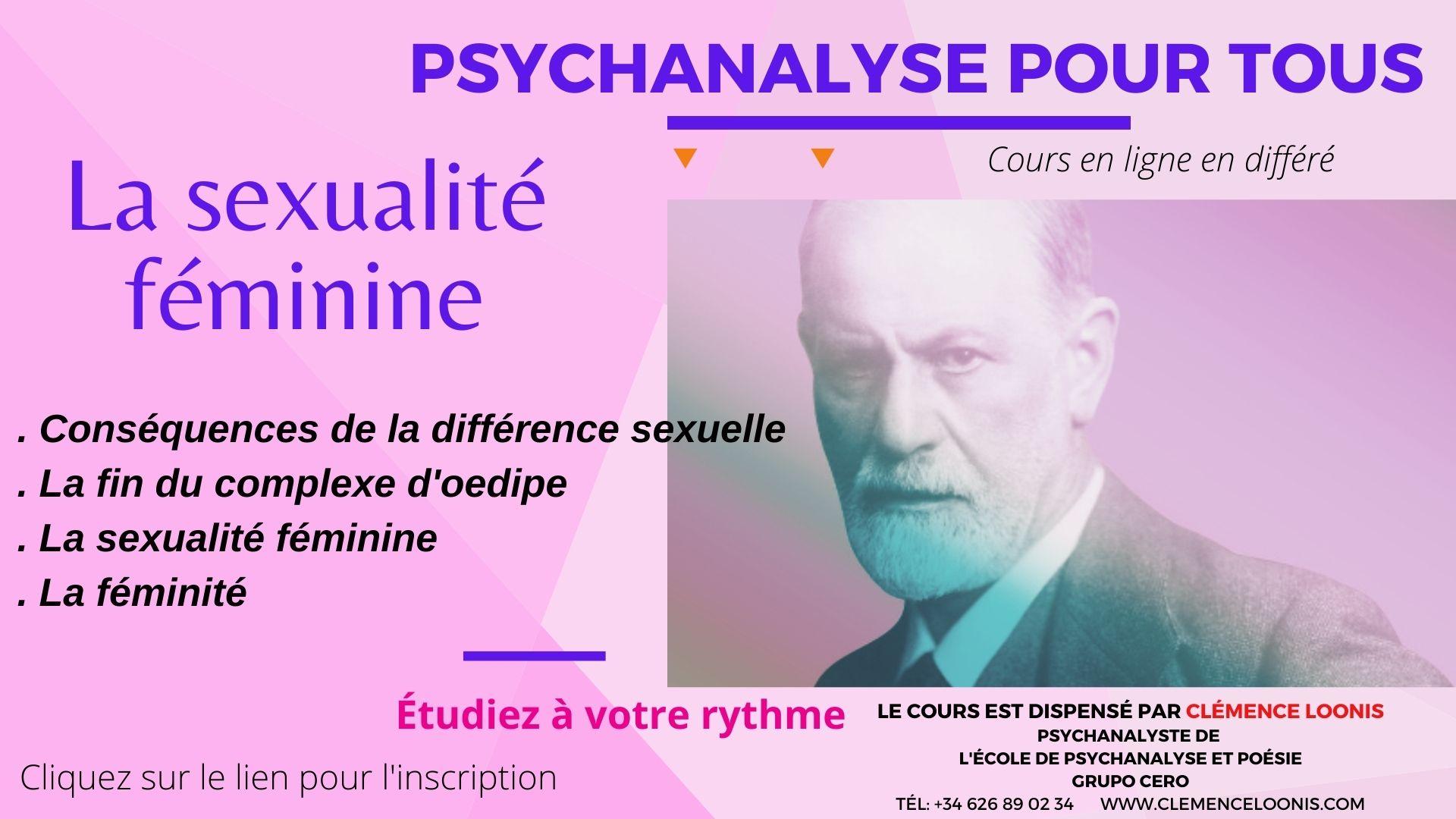 Copie de Psychanalyse 1